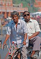 Fahrradrikscha, Jaipur, Rajasthan, Indien