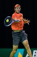 ABN AMRO World Tennis Tournament, 13 Februari, 2018, Tennis, Ahoy, Rotterdam, The Netherlands, Jan-Lennard Struff (GER)<br /> <br /> Photo: www.tennisimages.com