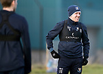 St Johnstone Training….25.01.19          McDiarmid Park<br />Danny Swanson pictured during training this morning ahead of tomorrows game at Hearts.<br />Picture by Graeme Hart.<br />Copyright Perthshire Picture Agency<br />Tel: 01738 623350  Mobile: 07990 594431