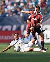 AC Milan vs. Olimpia, Aug 4, 2012