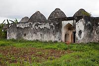 Zanzibar, Tanzania.  Kizimbani Persian Baths, built mid-19th. century, for the Persian wife of the Arab sultan. 21 IMAGES OF MARAHUBI AND MTONI PALACES AVAILABLE.  WHAT DO YOU NEED?