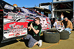 Feb 09, 2011; 4:06:44 PM; Gibsonton, FL., USA; The Lucas Oil Dirt Late Model Racing Series running The 35th annual Dart WinterNationals at East Bay Raceway Park.  Mandatory Credit: (thesportswire.net)