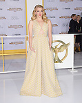 Natalie Dormer at The  Los Angeles Premiere of The Hunger Games: Mockingjay - Part 1 held at  Nokia Theatre L.A. Live in Los Angeles, California on November 17,2014                                                                               © 2014 Hollywood Press Agency