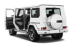 Car images of 2018 Mercedes Benz G-Class G550 5 Door SUV Doors