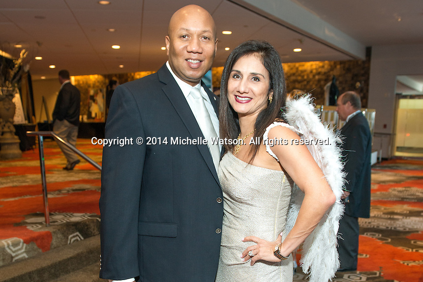Houston Arthritis Foundation Bone Bash at Hotel Derek