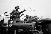 Culiacan, Mexico<br /> June 11, 2007<br /> <br /> What Medellin is to Colombia's narcotraffickers, Sinoloa is to the drug lords of Mexico. The Mexican military patrols the streets in it's capital city Culiacan, the home of many drug king pins and the site of over 300 drug related murders this year.