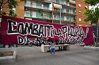 19.06.2020 - Combatti La Paura Difendi Il Quartiere - Forth Rally To Defend and Support Centocelle