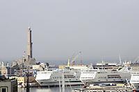 La Lanterna di Genova.<br /> The Lanterna of Genoa.<br /> UPDATE IMAGES PRESS/Riccardo De Luca