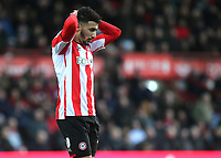 Said Benrahma of Brentford during Brentford vs Middlesbrough, Sky Bet EFL Championship Football at Griffin Park on 8th February 2020