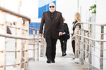 """American screenwriter and director Paul Schrader attends to the photocall of the film """"Dog Eat Dog"""" at Festival de Cine Fantastico de Sitges in Barcelona. October 11, Spain. 2016. (ALTERPHOTOS/BorjaB.Hojas)"""