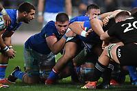 Sebastian Negri Italy<br /> Roma 24-11-2018  Stadio Olimpico,<br /> Rugby Cattolica Test Match 2018<br /> Italia vs Nuova Zealanda / Italy vs New Zealand <br /> Photo Antonietta Baldassarre / Insidefoto