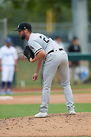 ACL White Sox pitcher Drake Nightengale (24) during a game against the ACL Dodgers on September 18, 2021 at Camelback Ranch in Phoenix, Arizona. (Tracy Proffitt/Four Seam Images)