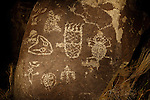 Stories in the Rock, Three Rivers Petroglyph Site, New Mexico