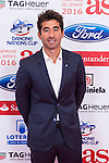 """Marc Lopez during the """"As sports Awards"""" at Palace Hotel in Madrid, Spain. december 19, 2016. (ALTERPHOTOS/Rodrigo Jimenez)"""