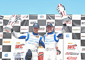 Pirelli World Challenge<br /> Grand Prix of Utah<br /> Utah Motorsports Campus, Tooele, UT USA<br /> Saturday 12 August 2017<br /> Peter Kox/ Mark Wilkins<br /> World Copyright: Richard Dole/LAT Images<br /> ref: Digital Image DSC_1379