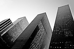 Buildings and Skyscapers in New York City