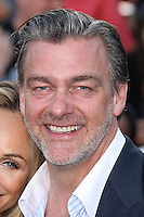 """WESTWOOD, LOS ANGELES, CA, USA - MARCH 18: Ray Stevenson at the World Premiere Of Summit Entertainment's """"Divergent"""" held at the Regency Bruin Theatre on March 18, 2014 in Westwood, Los Angeles, California, United States. (Photo by Xavier Collin/Celebrity Monitor)"""