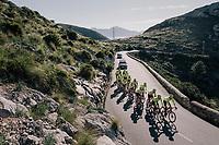 Team Trek-Segafredo Mallorca training camp <br /> <br /> January 2018