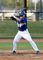 Stetson Banks - AZL Dodgers - 2009 Arizona League.Photo by:  Bill Mitchell/Four Seam Images..