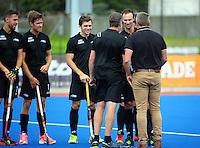 160306 Men's Hockey - NZ Black Sticks v Malaysia
