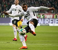 19.02.2018, Commerzbank - Arena, Frankfurt, GER, 1.FBL, Eintracht Frankfurt vs RB Leipzig , <br />Kevin-Prince Boateng (Frankfurt) *** Local Caption *** © pixathlon