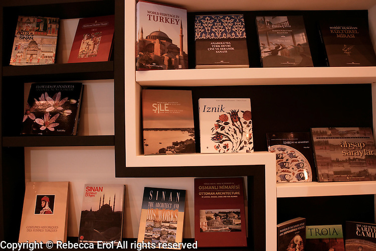 Books on Turkey at the London Book Fair 2012