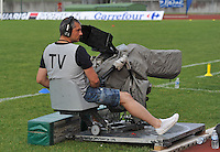 Football Club Feminin Juvisy Essonne - Olympique Lyon :.TV.foto DAVID CATRY / JOKE VUYLSTEKE / Vrouwenteam.be