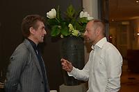 SCHAATSEN: HEERENVEEN: 24-10-2019, Perspresentatie Team TalentNed, Patrick van den Oudenweijer, Gerard Kemkers, ©foto Martin de Jong