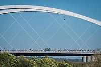 bridging<br /> <br /> 17th Benelux Tour 2021<br /> Stage 5 from Riemst to Bilzen (BEL/192km)<br /> <br /> ©kramon