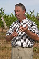 Claude Papin, Domaine Pierre Bise, Anjou, Loire, France