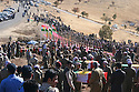 Iraq 2011.Ceremory for the bodies of Barzani killed by PUK brought to Jajok near Barzan.Irak 2011.Ceremonie a Jajok pres de Barzan du rapatriement des corps des Barzani tues par l'UPK