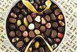 Charbonnel et Walker Chocolate box London England UK