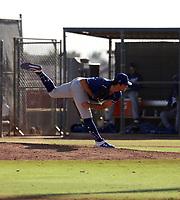 Bryan Warzek - 2020 AIL Dodgers (Bill Mitchell)