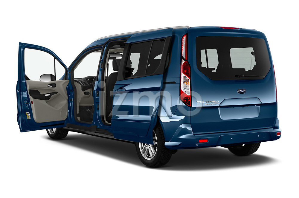 Car images of 2020 Ford Grand-Tourneo-Connect Titanium 5 Door Minivan Doors