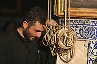 St James Church, Armenian Quarter, Old City of Jerusalem. Photo by Quique Kierszenbaum.