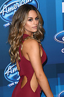 Pia Toscano @ the American Idol Farewell Season finale held @ the Dolby Theatre.<br /> April 7, 2016