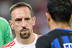 Bayern Munich Midfielder Franck Ribery getting into the field during the International Champions Cup match between FC Bayern and FC Internazionale at National Stadium on July 27, 2017 in Singapore. Photo by Weixiang Lim / Power Sport Images