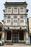Centre of Humanistic Buddhism, Melaka, Malaysia.