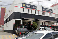 Campinas (SP), 19/01/2021 - Policia - Fachada primeiro distrito policial
