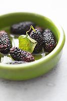 Gastronomie: Diététique : Mûre sauvage //  Gastronomy: Dietetics: blackberry