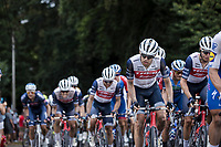 Charlie Quarterman (GBR/Trek - Segafredo)<br /> <br /> Dwars Door Het Hageland 2020<br /> One Day Race: Aarschot – Diest 180km (UCI 1.1)<br /> Bingoal Cycling Cup 2020