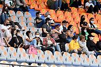 MEDELLIN - COLOMBIA, 25-07-2021: Atletico Nacional y Deportivo Cali durante partido de la Fase de Grupos de la fecha 4 por la Liga Femenina BetPlay DIMAYOR 2021 jugado en el estadio Atanasio Girardot de la ciudad de Medellin. / Atletico Nacional and Deportivo Cali during a match of the Group Phase the 4th date for the Women's League BetPlay DIMAYOR 2021 played at the Atanasio Girardot stadium in Medellin city. / Photo: VizzorImage / Luis Benavides / Cont.