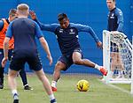 03.05.2019 Rangers training: Alfredo Morelos