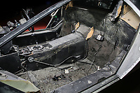 BNPS.co.uk (01202) 558833<br /> Pic: HistoricsAuctioneers/BNPS<br /> <br /> A real fixer-upper<br /> <br /> An incredibly rare 1982 Lamborghini dismantled and left in a storage unit for over 20 years could sell for almost £200,000.<br /> <br /> The exclusive Countach LP500S is one of only 37 right hand models produced between 1974 and 1990 out of a total of 321.<br /> <br /> The vendor gave the 4.8 litre V12 engine a £10,000 revamp in 2000 and had the super car completely stripped ready for a full restoration in 2008.
