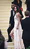 The Weeknd & Selena Gomez attends the Costume Institute Gala at the Metropolitan Museum of Art honoring Rei Kawakubo/ Comme des Garcons: Art of the In-Between on May 1, 2017 in New York, New York, USA. <br /> <br /> photo by Robin Platzer/Twin Images<br />  <br /> phone number 212-935-0770