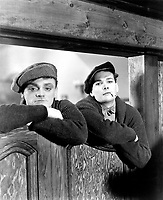 James Cagney<br /> and Edward Woods <br /> in the PUBLIC ENNEMY