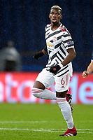 Paul Pogba (Man Utd) <br /> Paris  20/10/2020 <br /> Paris Saint Germain PSG - Manchester United <br /> Champions League 2020/2021<br /> Photo JB Autissier / Panoramic / Insidefoto <br /> Italy Only