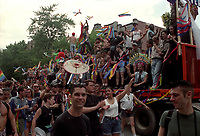 File Photo - Montreal Gay Pride (exact date unknown)<br /> <br /> <br /> PHOTO  :  Agence Quebec Presse