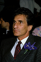 September 1995 File Photo - Montreal (Qc) CANADA - Guy Bertrand, PQ Candidate