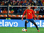 Spain's Rodrigo Moreno during the Qualifiers - Group F to Euro 2020 football match between Spain and Norway on 23th March, 2019 in Valencia, Spain. (ALTERPHOTOS/Manu R.B.)